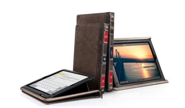 画像: まるで洋書みたいなiPadケース『BookBook』がステキ♡