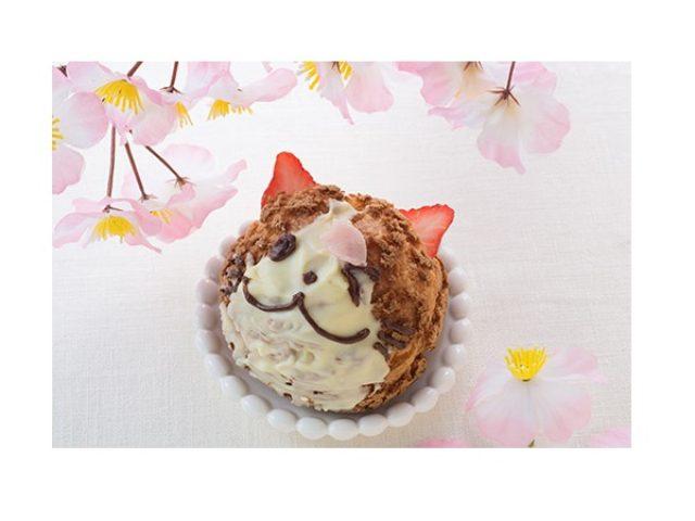 画像: 東京ソラマチと「にゃらん」のコラボ第四弾!桜モチーフのスイーツが可愛すぎるにゃん