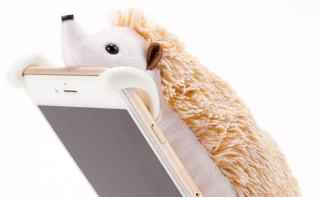 画像: もふもふ♪キュートなぬいぐるみ型iPhoneケースがTwitterで話題