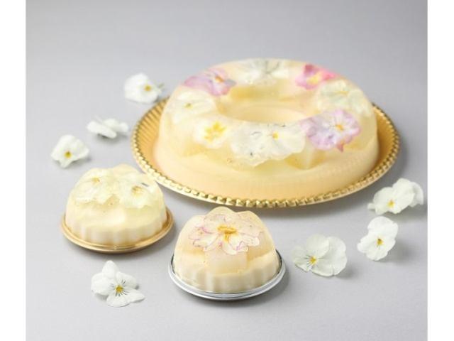 画像: 3月5日・6日の2日間は六本木ヒルズへGO!花のババロアを味わいながら、コーセーの最新美容液を試せるカフェで女子力アップ