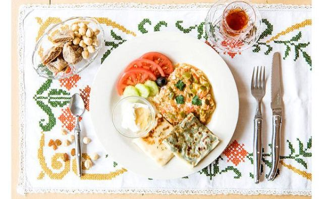 """画像: 大人気""""世界の朝ごはんシリーズ""""に、世界三大料理「トルコ」が登場!"""