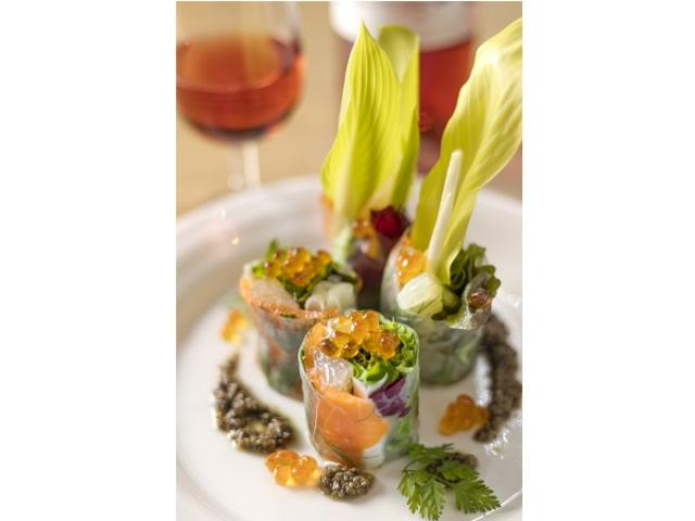 画像: 春がここまで!ワインと旬食材限定メニューのマリアージュ「春色ロゼワインフェア」開催!!