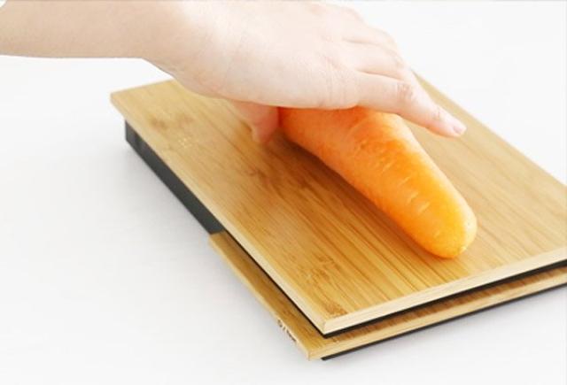 画像: 食材の栄養成分をスマホで計算できる画期的キッチンスケール『HACARUS』