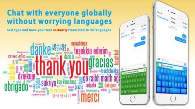 画像: 【今日の無料アプリ】1,200円→無料♪翻訳機能付キーボード!「Translate Keyboard Pro」他、2本を紹介!