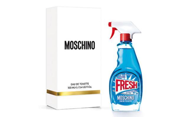 画像: 洗剤みたいなボトルが斬新!モスキーノの新作フレグランス