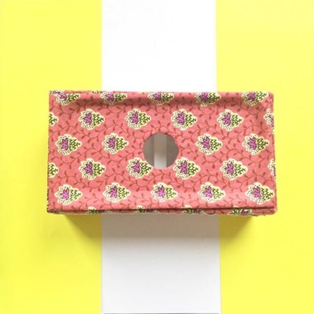 画像: 【DIY】iPhoneの空き箱でティッシュケースを作ろう!