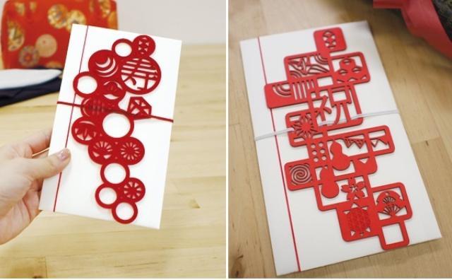 画像: 卒業や入学のお祝いにも☆現代的なデザインの御祝儀袋が面白い