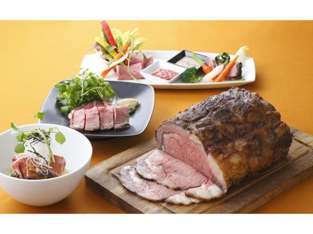 画像: 伝統のローストビーフをバラエティ豊かに楽しむ!名古屋東急ホテルの コーヒーハウス「モンマルトル」がローストビーフフェアを開催