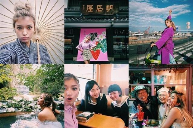 画像: ローラのもう1つのインスタアカウント『KAGOSHIMA by ROLA』を知ってる?