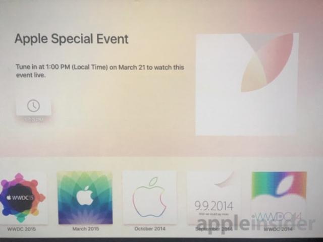 画像1: 日本時間3月22日(火)午前2時から予定されているAppleのプレス向けスペシャルイベントですが、既にAppleTV向けの公式アプリが公開されているようです!加えて、今回からWindows 10に搭載されたMicrosoft Edgeブラウザーもサポートに入っています! The post 3月21日のAppleスペシャルイベント、Windows 10でも視聴可能に?またAppleTV向けに公式アプリが公開! appeared first on Spotry.me. spotry.me