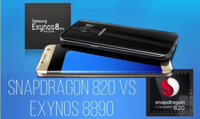 画像1: 様々なメディアで高評価を得ているGalaxy S7シリーズですが、米国モデルとグローバルモデルで使用しているチップセットが異なる中、両モデルを比較したベンチマークが公開されています!Snapdragon 820か、またはExynos 8890か、勝敗はいかに?! The post Galaxy S7、Snapdragonの米国版とグローバル版のExynos、勝敗はどちら? appeared first on Spotry.me. spotry.me