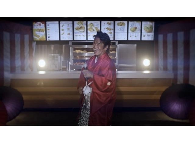 画像: 松崎しげる、EDMで歌い、踊る!ケンタッキー「香ばし醤油チキン」の新CMが超アゲアゲ!