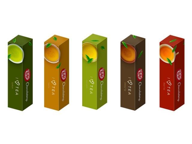 画像: 新茶の季節に史上最大のI LOVE TEA!従来比3倍以上の厳選茶葉×キットカット!!