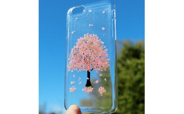 画像: まるで小さなお花畑♡春気分がアップするスマホケース