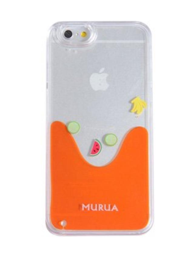 画像: 季節を先取り☆水のように揺れる夏デザインのiPhoneケース