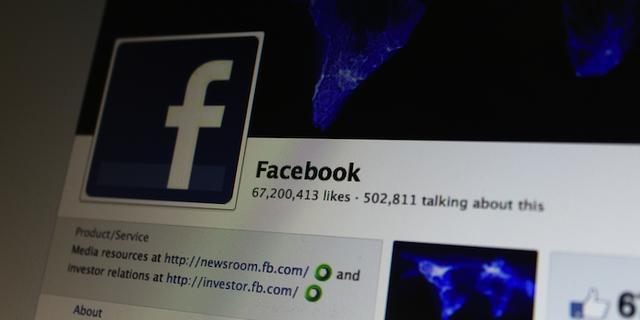 画像: facebookに事実を書いている人は5人に1人しかいないと判明:英調査