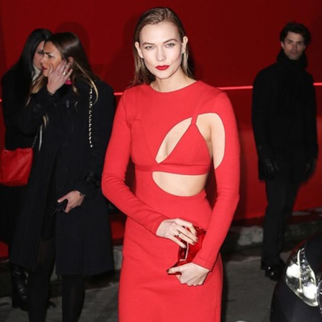 画像: 赤いドレスの女たち。ベスト・レッド・ドレッサーは誰?