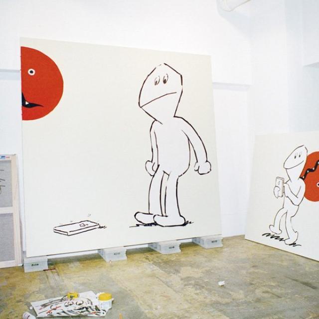 画像: オオクボリュウ初の個展『Like A Broken iPhone | アイフォン割れた』が開催!