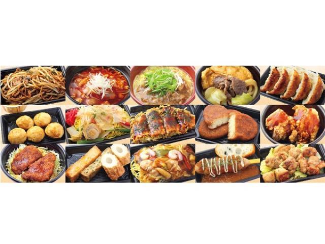 画像: 週末はB-1グランプリ食堂にGO!ご当地グルメ3品食べるともう1品無料になるイベント開催!!