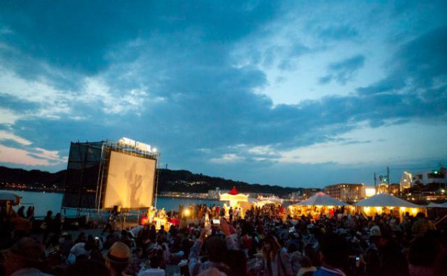 画像: GW注目のお出掛けスポット!「逗子海岸映画祭」で自然とカルチャーを楽しむ
