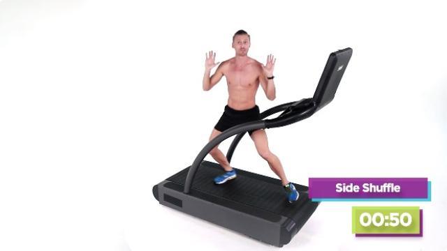 画像: 燃焼100カロリー! 全身に効くランニング・マシーンの使い方。