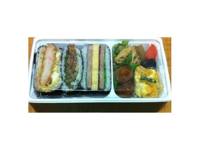 画像: 【ゴールデンウィーク限定】日本屈指のお弁当売場に、噂の「おにぎらず弁当」が登場!