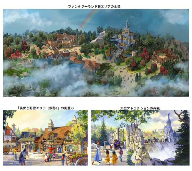 画像: 「胸熱すぎ・・・」東京ディズニーの開発計画が発表され話題に