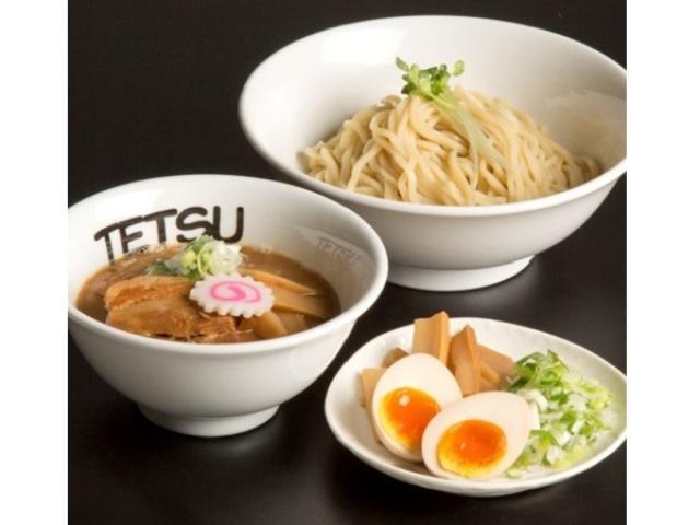 画像: 東京つけめんブームの火付け役「つけめんTETSU」が、アクセス便利な「北千住マルイ」に出店