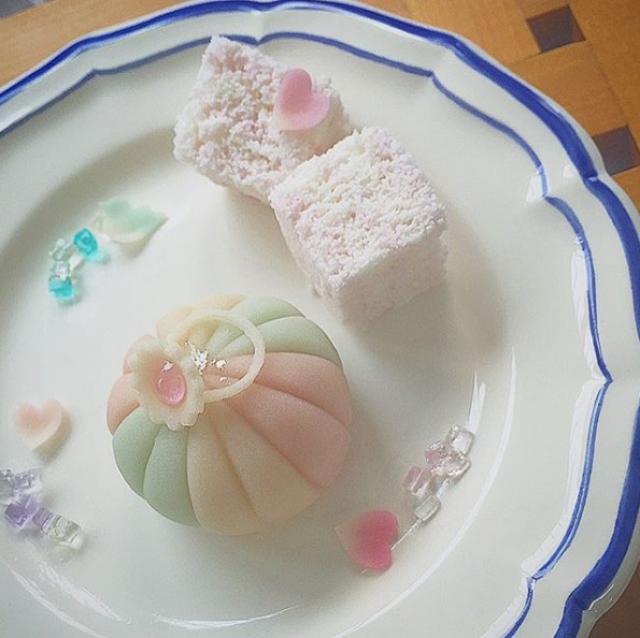 画像: 幅広い世代の方に興味を持って欲しくて...和菓子屋の女将が作る可愛すぎる「和菓子」に胸キュン!