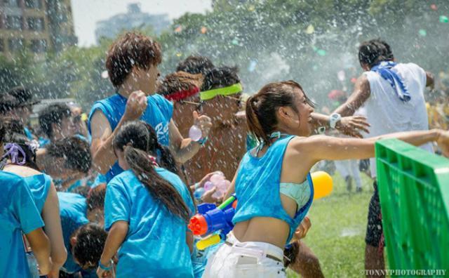 画像: 水風船が3倍に☆夏の水かけ祭り「ウォーターラン」が今年も開催