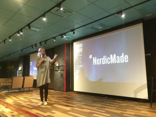 画像1: 今回のSlushAsia 2016の開催に合わせて、その前夜に北欧ベースとなるスタートアップのピッチイベント #NordicMadeに参加してきました。最近のIoTの分野からセンサー技術、シェアリングエコノミー、さらにはB2Bまで幅広くカバーし、とても充実した内容のピッチでした! The post 北欧ベースのスタートアップピッチ、#NordicMade。フィンランドやスウェーデンを始めとした国々の元気なスタートアップをご紹介します! appeared first on Spotry.me. spotry.me