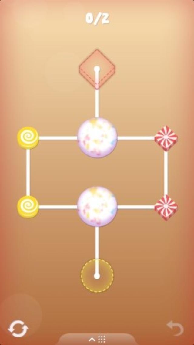 画像: ロリポップの可愛さにキュン♡遊んで癒やされるパズルゲーム『Puzzlepops!』