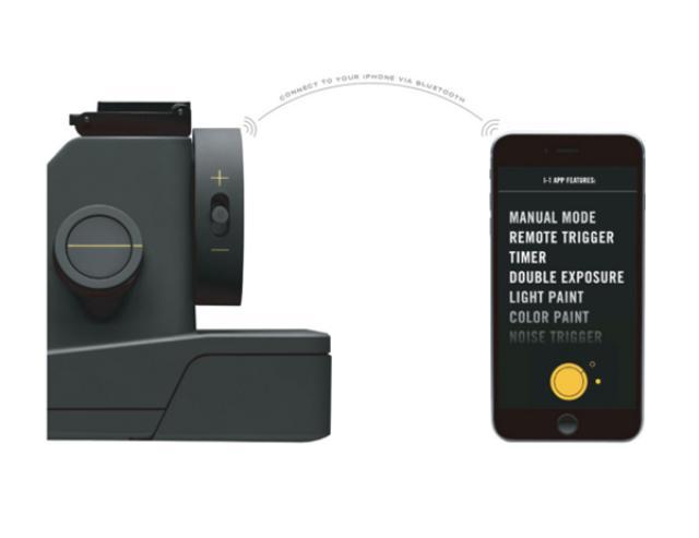 画像: アプリで設定が可能!デジタル世代の新ポラロイドカメラ『TheI-1』が販売予約開始!
