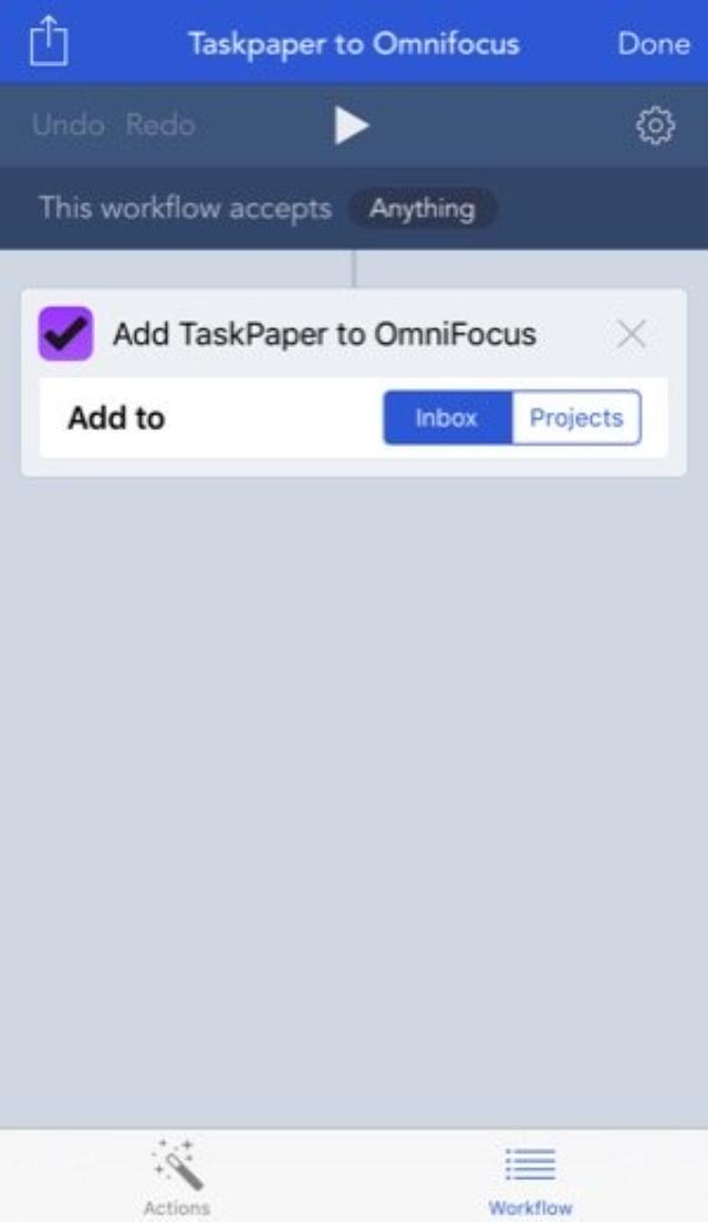 画像: Workflowがバージョン1.5に!UlyssesやApple Music関連を含め22の新アクション追加!
