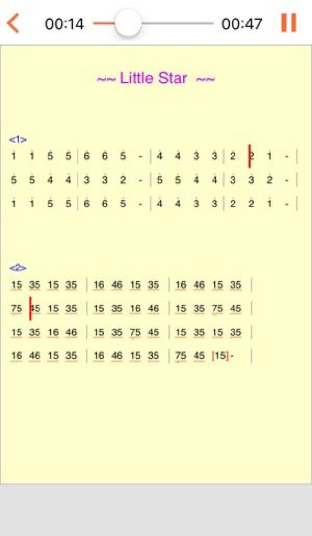 画像: 数字が楽譜に変わる!円周率だって音楽になるアプリ『テキスト音楽』が凄い♫
