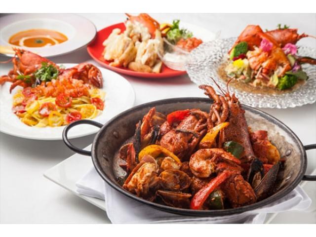 画像: 色鮮やかなオマール海老がいっぱい!「オマール海老フェア」でラグジュアリーなディナーはいかが?