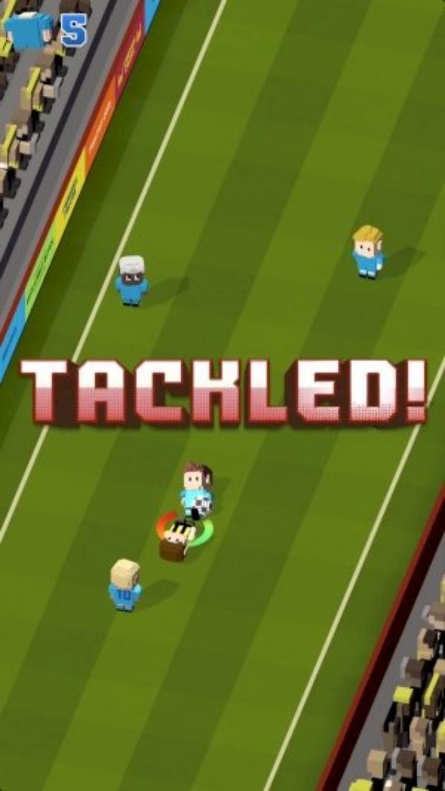 画像: カジュアルゲーかと思いきや、かなりの本格派!ボクセルキャラでサッカーをする『Blocky Soccer』
