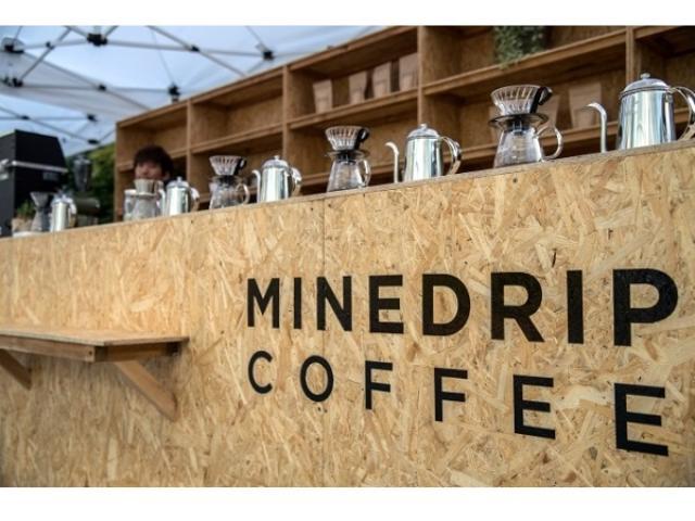 画像: セルフドリップ専門店「MINEDRIP COFFEE」が、今話題の新宿ルミネNEWoMan屋上に期間限定オープン!