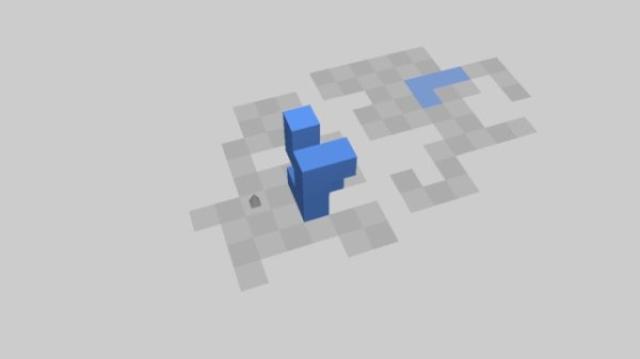 画像: いろんな形のブロックをパタパタ転がすミニマルパズル『Flipominos』が難しくて超ハマる!