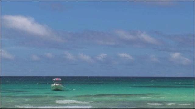 画像: 沖縄・久米島の海と波音で体と心のリズムを整える癒しのアプリ♫