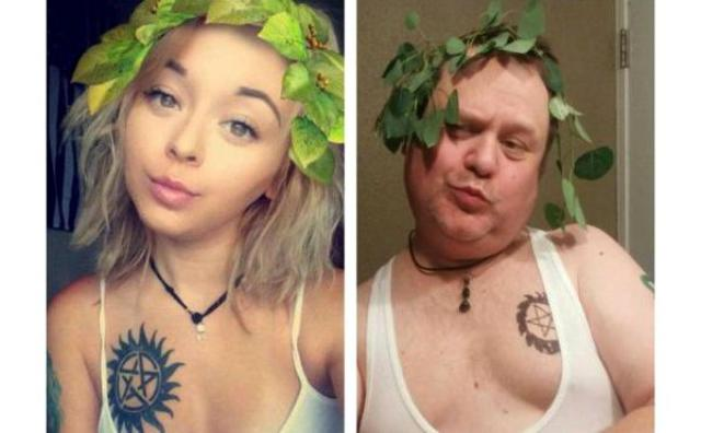 画像: 爆笑必至!娘のセクシー自撮りをやめさせるために父親がとった手段とは!?