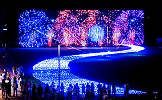 画像: 六本木で花火大会!?日本の夏を愉しむ「MIDTOWN LOVES SUMMER」が開催