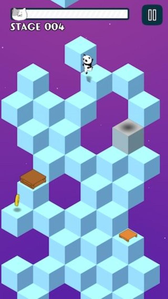 画像: ハラハラドキドキ!タップするだけの激ムズにゃんこゲーム!『崖の上の猫』