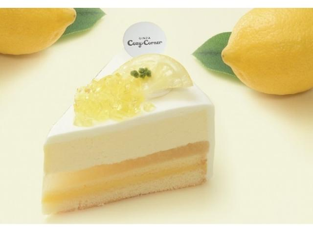 画像: 今すぐ買いに走りたい!夏ならではのメチャ旨スイーツ「塩レモンのレアチーズ」が銀座コージーコーナーに登場