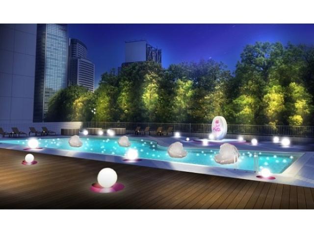 画像: 都会の夏を贅沢に楽しもう!ラクジュアリー感あふれるの都内のホテルプール3つ