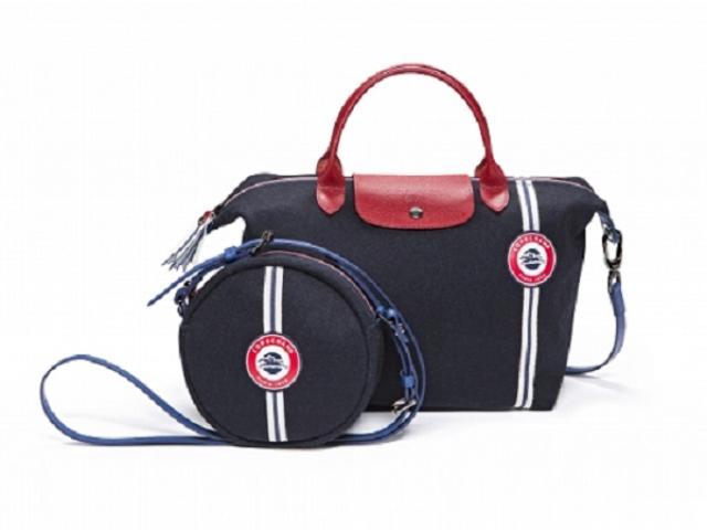 画像: フランス国旗をイメージ! ロンシャンの新作バッグとポシェット「ル プリアージュ® コカルド」発売