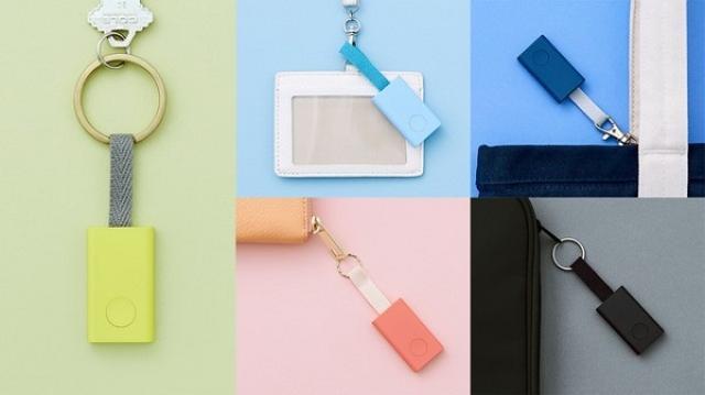 画像: スマホや大切なモノの紛失を防止するスマートタグ『Qrio Smart Tag』がKEORAKEORAがコラボ♡
