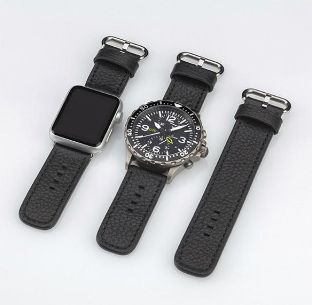 画像: 欲張りさんむけ❤Apple Watchと普通の時計を同時につけられるストラップで無敵に!