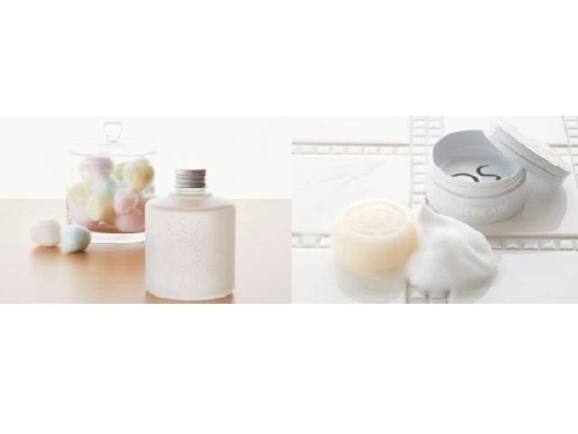 画像: 「STEAMCREAM」でシンプル&上質な毎日を♡ ブランド初の化粧水と洗顔料が誕生