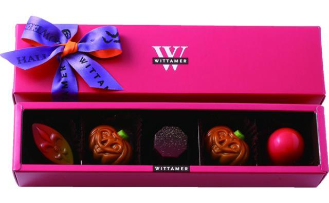 画像: ビビッドカラーがかわいい♡ベルギー王室御用達「ヴィタメール」のハロウィン限定ショコラ
